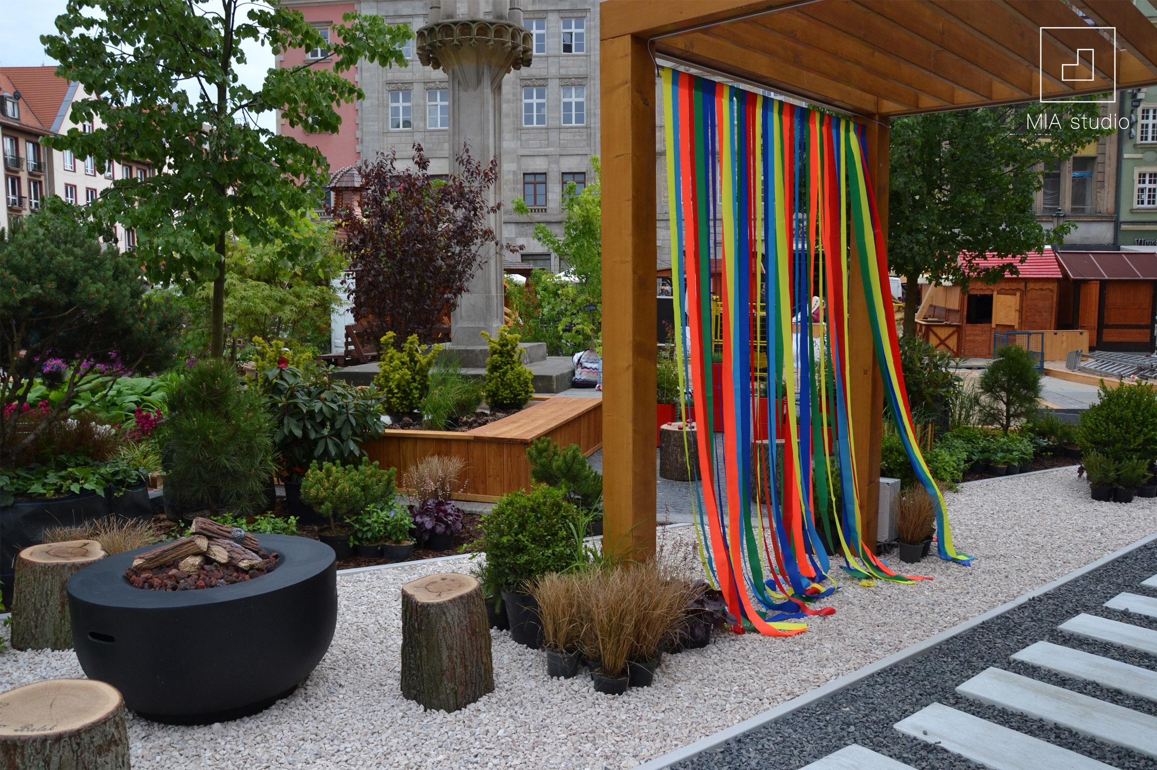 ogród pokazowy we Wrocławiu