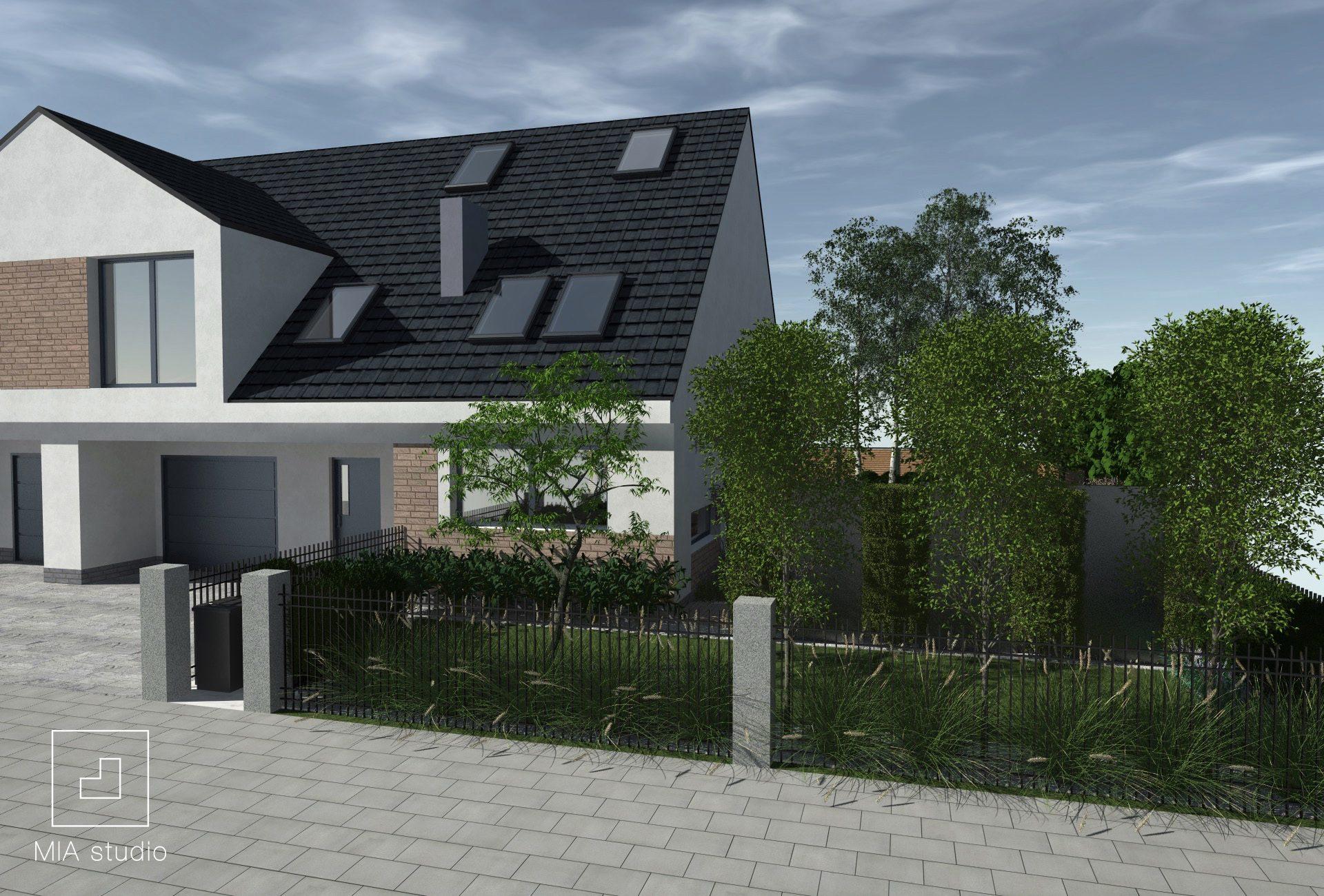 projekt ogrodu Wroclaw
