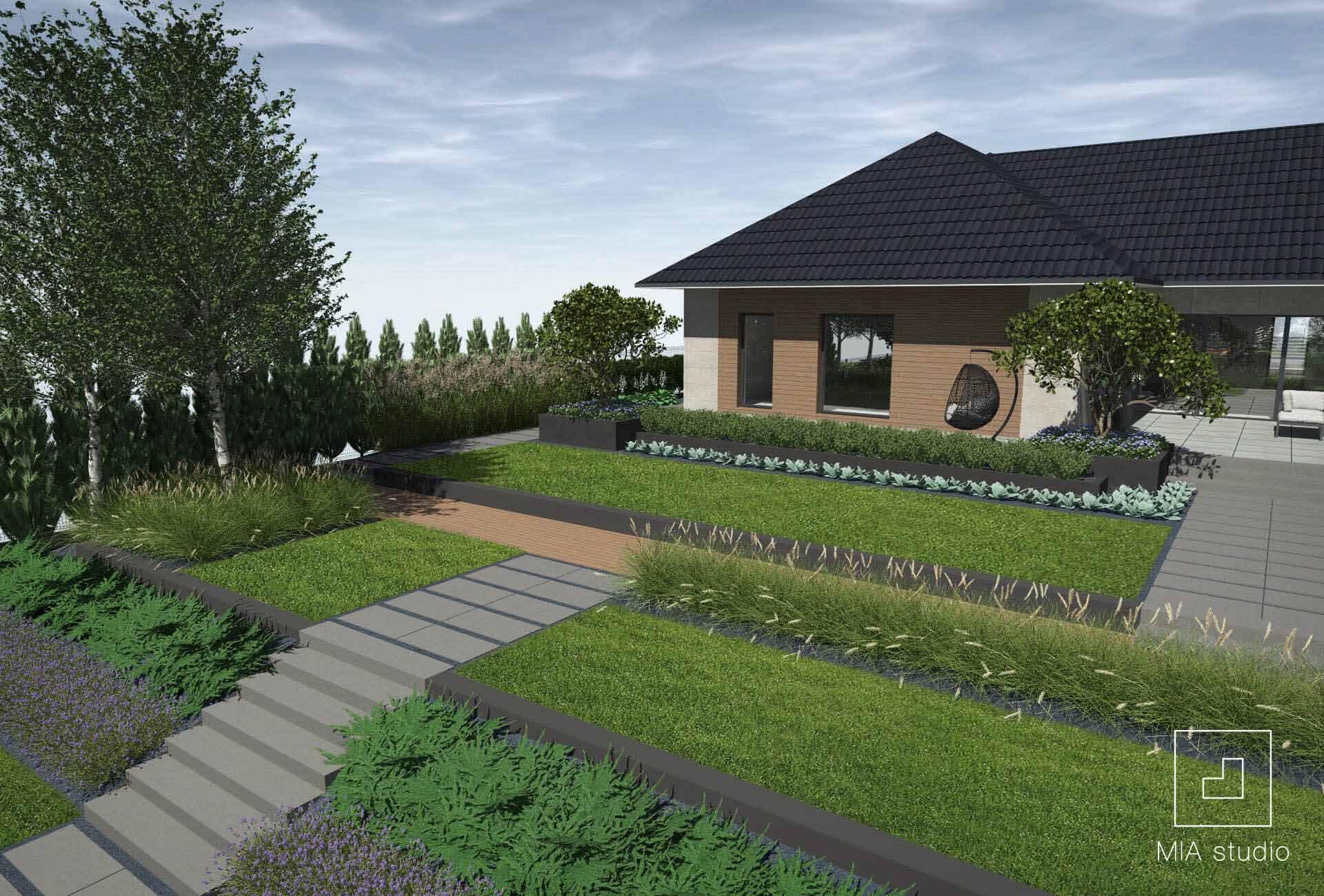 ogrod tarasowy