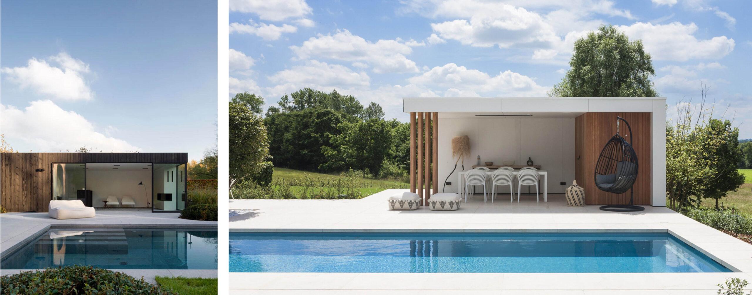 basen nowoczesny