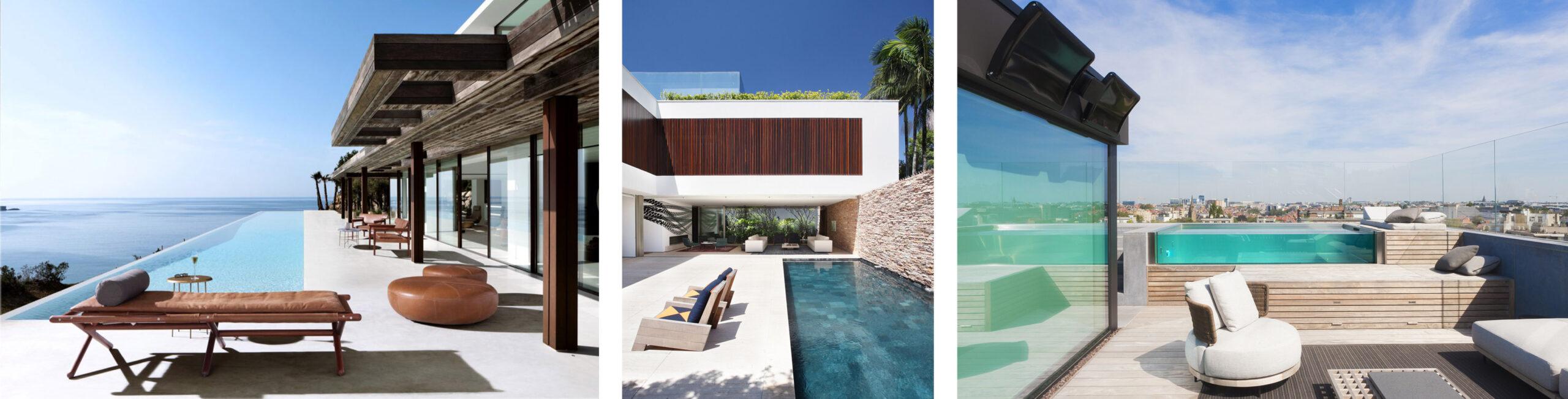 nowoczesny basen