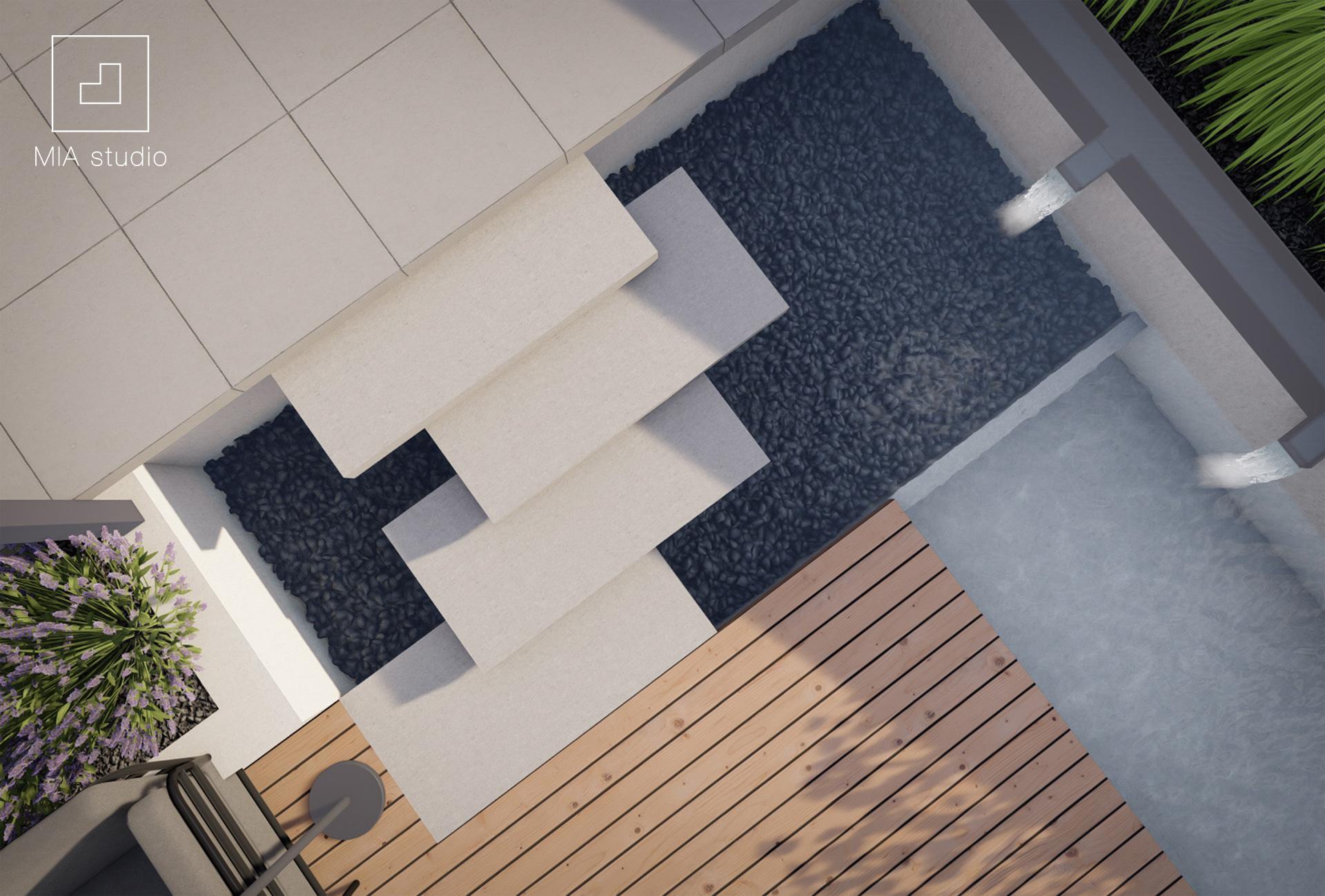 betonowe schody zewnętrzne